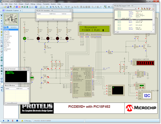 Proteus: Full featured CAD/PCB design for $249 | C128 com