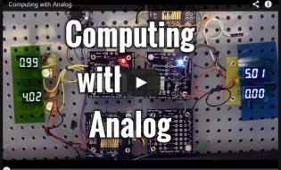 Bil Herd Computes with Analog