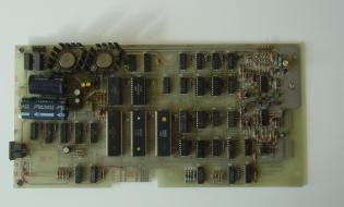 Protoype 1540 PCB  - Courtesy Mike Naberezny